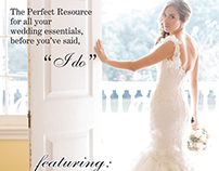 Bridal Guide Cover Page