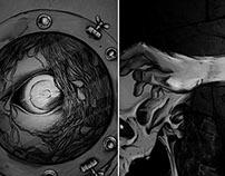 Horror Illustrations