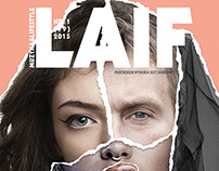 LAIF magazine cover