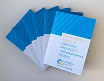 Cammisa + Wipf Tri-Fold Mailer