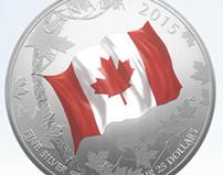 Monnaie royale canadienne — Flag TV