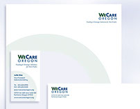 We Care Oregon Identity Package