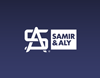 SAMIR & ALY Unofficial Rebranding