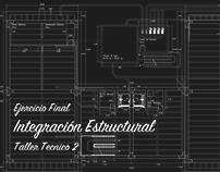 Taller Técnico 2: Integración Estructural
