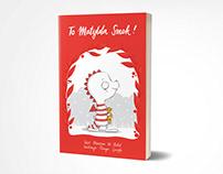 "Ilustracje do książki ""To Matylda Smok!"""