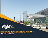 FlightWorld - Ciudad Real Airport