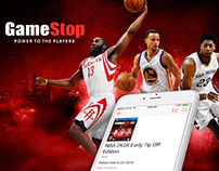 GameStop - iOS App Native Checkout
