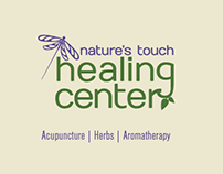 Nature's Touch Healing Center Logo