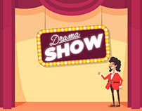 Drama Show - Illustration & Animation