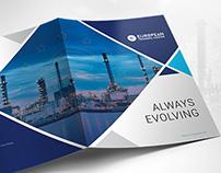 Catalogue Design For European Training Center