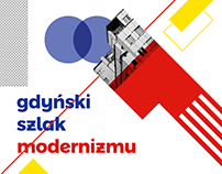 Gdynia Modernism // Website Redesign