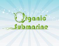 Oragnic Submarine Animation