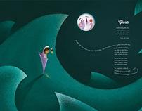 """Diseño y maquetación: Libro """"El Mar de todos"""""""