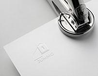 Logo Jummo - Business cards