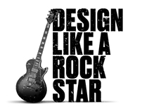 design like a rock star