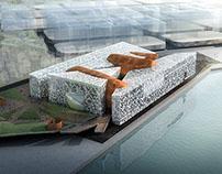 SAARISTO - Guggenheim Museum, Finland (Competition)
