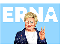 Special campaign for the Prime Minister of Norway