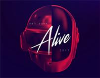 Daft Punk's Alive 2017