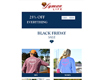 Lyman Life - Email template creation