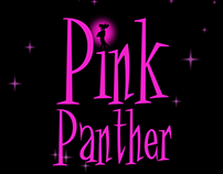 -|THE PINK PANTHER |- BY: IGNACIO GONZALEZ