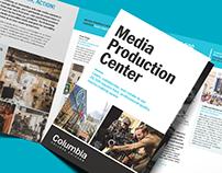 Media Production Center Brochure
