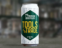 Tools of the Trade label design