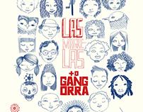 Las Magrelas Poster. 2014