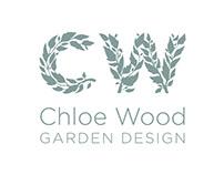 Chloe Wood Garden Design Identity