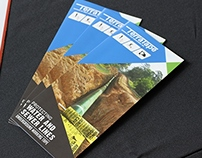 Trifold Brochure ~ Terra Tape Water Lines