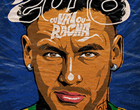 GOL Airlines Inflight Magazine | Neymar Jr. Cover