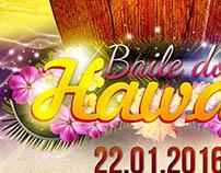 Baile do Hawaii 2016 - Estudo