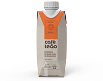 Packaging Adaptation - Café Leåo ( Coca Cola )