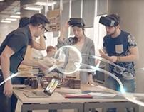 Dijital Çağın Beyni MEF Üniversites - Reklam Filmi
