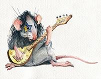 """The Rats"" #3"