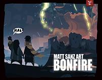 Bonfire Castle