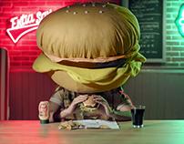 Goody Burger Sauce (2016) - Leo Burnett Jeddah