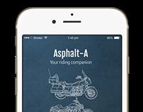 Asphlat A - Riders App