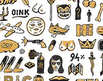 Menorca Doodles