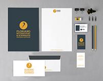 Floriano Bittencourt | Branding Set