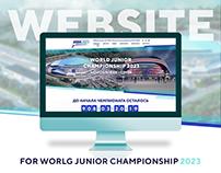 WEBSITE || JUNIOR CHAMPIONSHIP 2023 || HOCKEY || SPORT