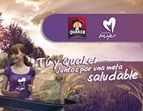 Quaker - Carrera de la Mujer