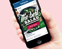 Digital art / Instagram Banners