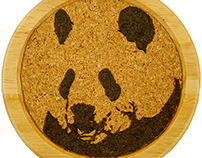 Coaster design animal 1
