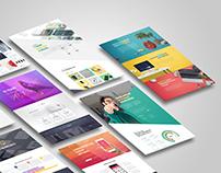 Web,Flyer,Resume or CV Mock up(V1)