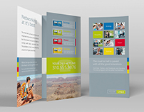 Strategic Tri-Fold Flyer