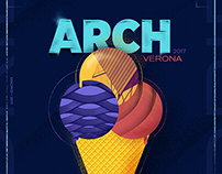 Arch Verona 2017 Poster Design