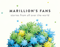 Marillion's fans: stories from all over the world book