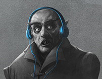 Getty Images audio collection - Nosferatu Project