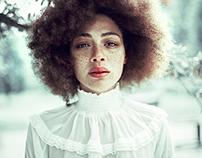 Portraits of Julia.