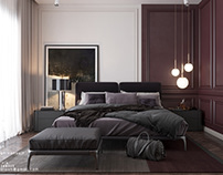 Luxury bedroom - cover